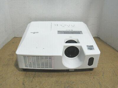 Hitachi CP-X2514WN 3 LCD XGA Projector 2700 Lumens 1317 Lamp Hours w/ No Remote