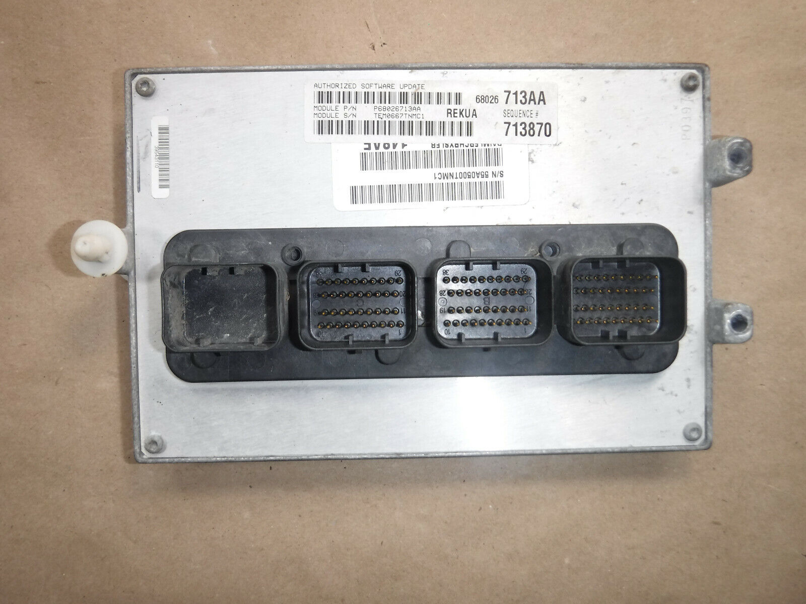 Used 2007 Jeep Cherokee Computers and Cruise Control Parts for Sale