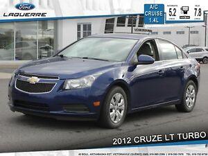 2012 Chevrolet Cruze LT Turbo **A/C*CRUISE**
