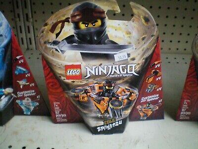 Lego 70662 - Ninjago - Spinjitzu Cole - NIB sealed - RETIRED