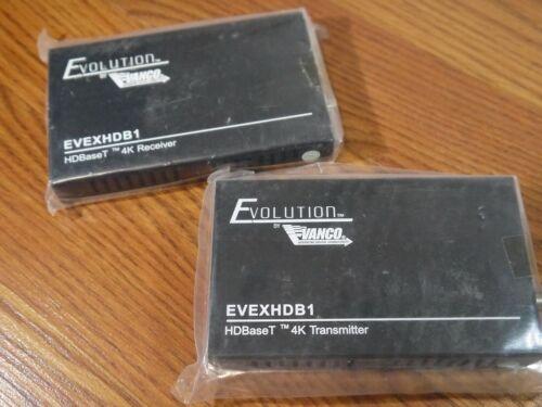 Evolution HDBase Extender EVEXHDB1 HDMI 230ft POE EVEXHDB1  TX 1pc and  RX1pc