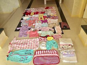 Newborn baby girl clothes size 0000-000 Westlake Brisbane South West Preview