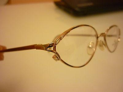Vintage Display Sample Eye Glasses Frame FLEX Collection Ornate - 52-16-140