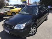 2005 Hyundai Accent GL Manual Hatchback $2999 Beckenham Gosnells Area Preview