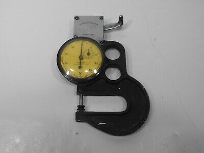 Federal Precision Thickness Gauge Model 22