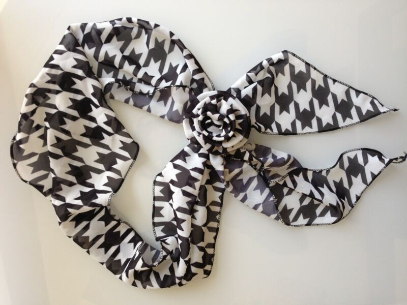University of Alabama Crimson Tide - Houndstooth Scarf - ROLL TIDE!