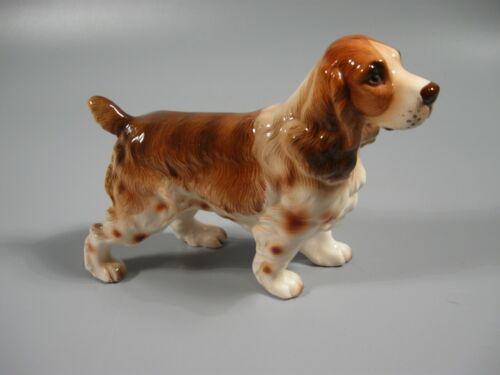 "Porcelain Spaniel Dog  6"" A7148 on Paw"