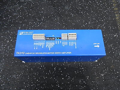 Trust Automation Ta310 Linear Dc Brushless-motor Servo Amplifier Drive