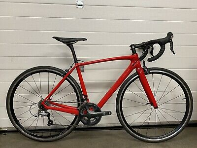 Specialized Tarmac 2015 52cm Red. 10sp Ultegra