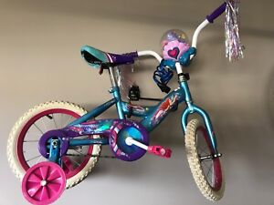 Little Mermaid Bike for ages 3-5
