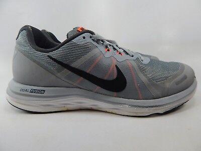 7ef99e693 Nike Dual Fusion X2 Size 10.5 M (D) EU 44.5 Men s Running Shoes Gray  819316-005