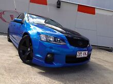 2010 Holden Commodore Ute Sv6 series 2, custom paint, coilovers Logan Reserve Logan Area Preview