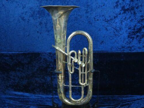 Olds Ambassador 3 Valve Euphonium Ser#687597 Good Playing Condition!