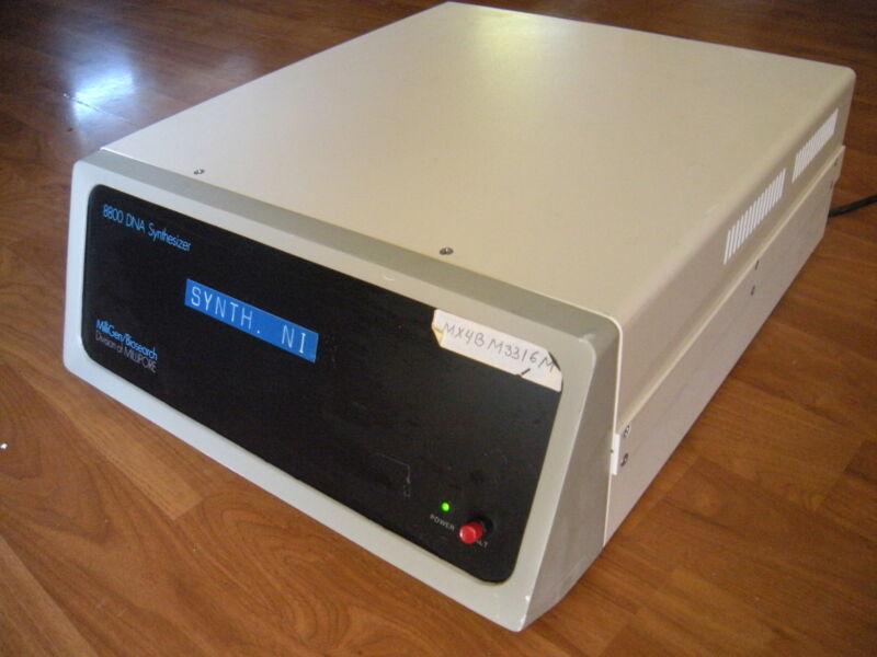 Milligen / Biosearch Millipore 8800 DNA Synthesizer