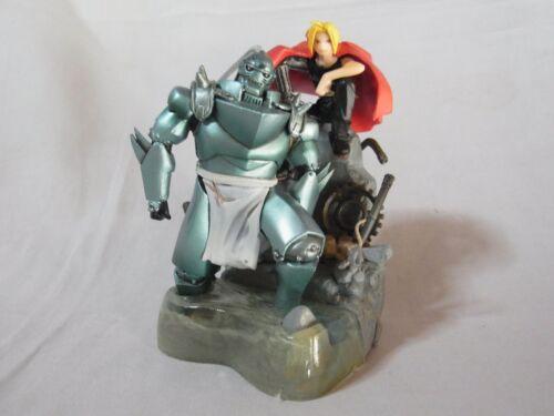 Fullmetal Alchemist High Quality Giorama Edward &  Alphonse Elric