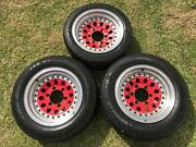 Wheels 6 stud 6 x 139 pcd 4x4 offroad minitruck trailer Adelaide CBD Adelaide City Preview
