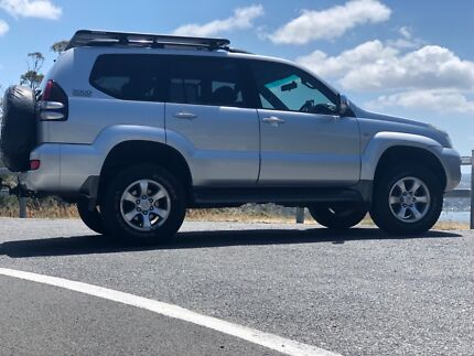 Toyota land cruiser Prado Launceston Launceston Area Preview