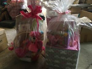 2 baby girl gift hamper