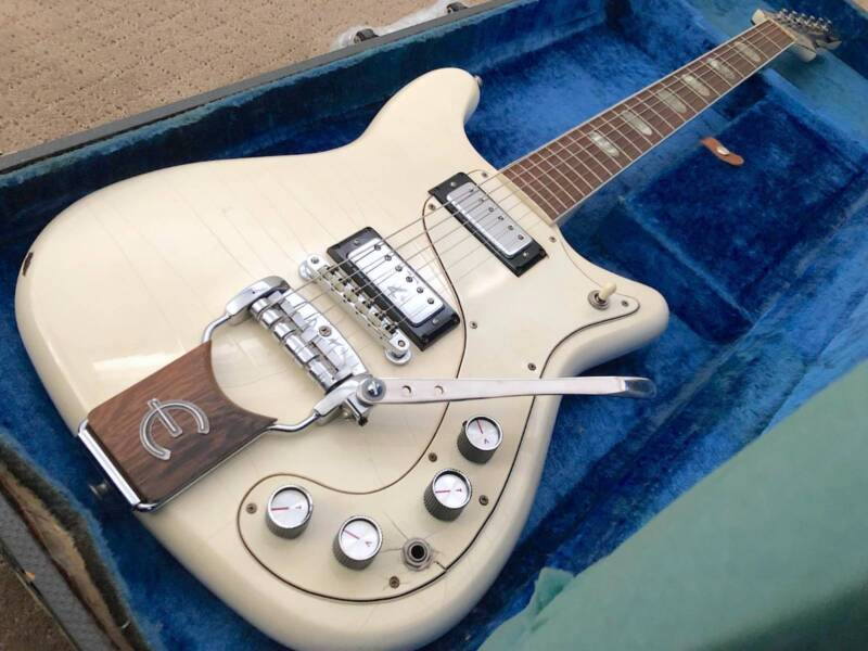 1967 Epiphone Crestwood Custom real vintage | Guitars & Amps | Gumtree  Australia Maroondah Area - Ringwood | 1205030070