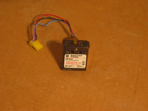 GENERAL ELECTRIC RR7 RELAY