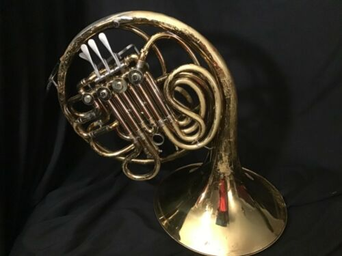 Conn 6D Double French Horn with Case