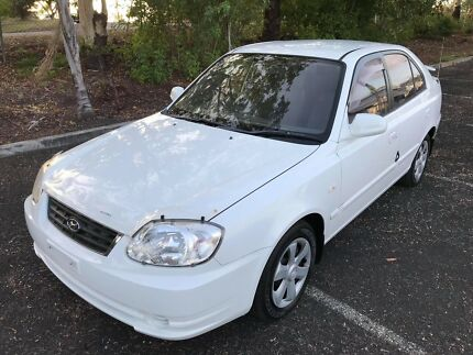 Hyundai Accent Bundamba Ipswich City Preview