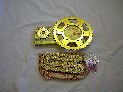 TRIUMPH 675675R DAYTONA  2006 2014 525 CHAIN DID AND TALON SPROCKET K