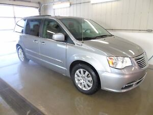 2014 Chrysler Town & Country Touring, Rear View Camera, Power Do