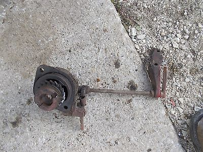 Farmall Cub Tractor Ih Ihc Engine Motor Governor Assembly Ready To Use