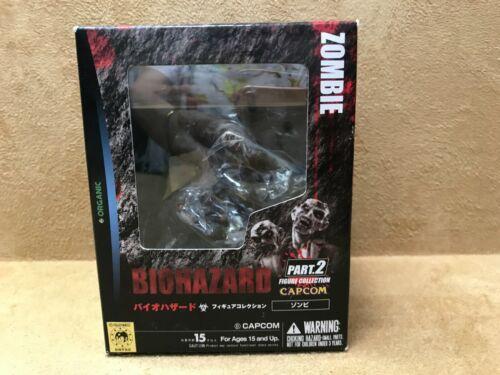 Resident evil biohazard  organic figure statue part 2 Zombie.  ^^