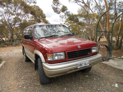 1998 Holden Jackaroo Wagon Morgan Mid Murray Preview