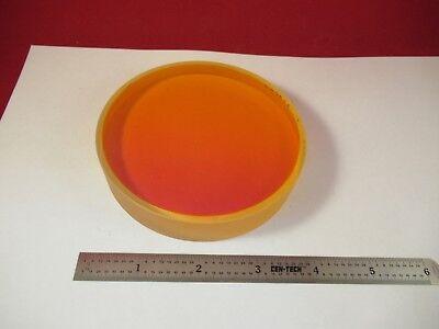 Optical Flat Zerodur 4 Dia Dichroic Mirror 110 Wave Laser Optics 5-a-96