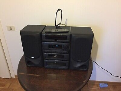KENWOOD UD-70 HIFI + SPEAKER LS-622 - NOT WORKING (PROTECTION) - WITH BOX for sale  Shipping to South Africa