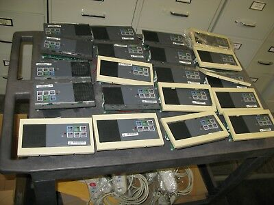 4a2382a Dukane Nurse Call Duty Station Monitor Panel Lot Of 20 Procare Star 6000