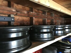 Steel Tire Rims - 5x112