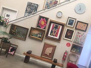Assorted artworks Sunshine North Brimbank Area Preview