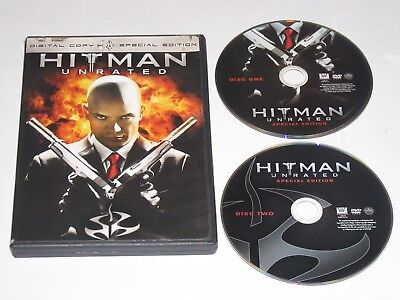 Hitman (DVD, 2008, 2-Disc Set, Digital Special Edition)