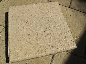 Cream/Sandstone Coloured Concrete Pavers 400 X 400 X 60 Brighton East Bayside Area Preview