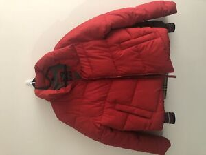 Abercrombie  & Fitch jacket down