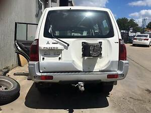 Mitsubishi Pajero WRECKING FOR PARTS Yeerongpilly Brisbane South West Preview