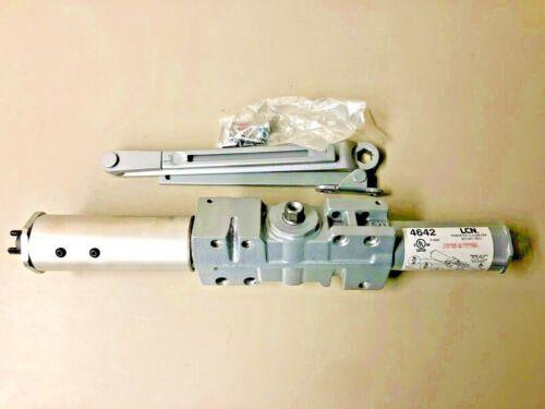 LCN 4642 Automatic Door Opener Actuator w/arm Aluminum