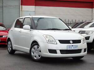 2010 Suzuki Swift AUTO Hatch  *** LOW KMS ***  $8,750 DRIVE AWAY Footscray Maribyrnong Area Preview