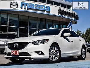 2015 Mazda Mazda6 GS-Leather, Navi, Tints, Power Seat, Sunroof