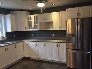 Kitchen cabinets - Priced to sell!!