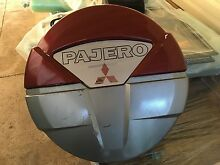Mitsubishi Pajero original wheel cover Bankstown Bankstown Area Preview
