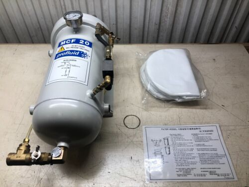 Profluid MCF-20 High Pressure Coolant Filter Vessel NEW OLD STOCK