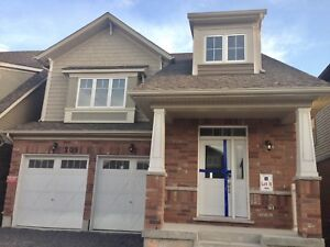 For Rent: BRAND NEW DETACHED HOME - North Oshawa