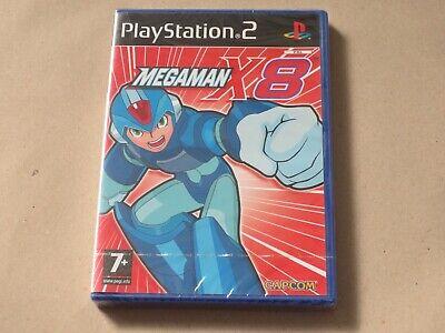 ✪ Megaman X8 PlayStation 2 PS2 PAL Neu New Sealed Mega Man...