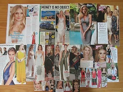 Rosie Huntington Whiteley Clippings