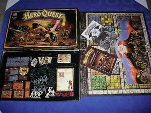 Heroquest-Hero-Quest-completo-al-100-in-italiano-gioco-di-ruolo-RPG-ottimo